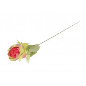 Kwiaty sztuczne gałązka piwonii