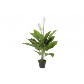 Kwiaty sztuczne spathiphyllum x2