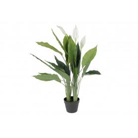 Kwiaty sztuczne spathiphyllum x3