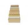 Papierowe pudełka prostokątne