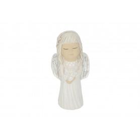 Ceramika figurka Emilka motyl