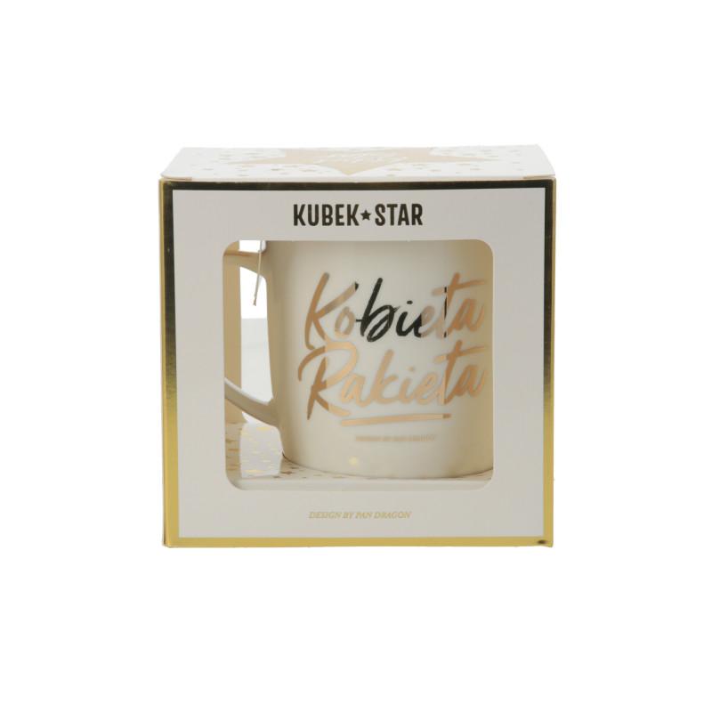 Ceramika kubek STAR