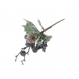 Kwiaty sztuczne pik z borówka