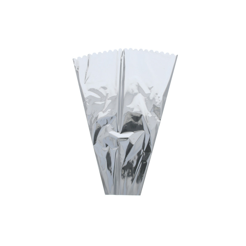 Tw.sztuczne pakowanie foliowe na kwiaty