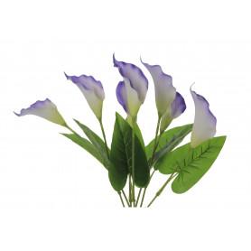 Kwiaty sztuczne bukiet calla