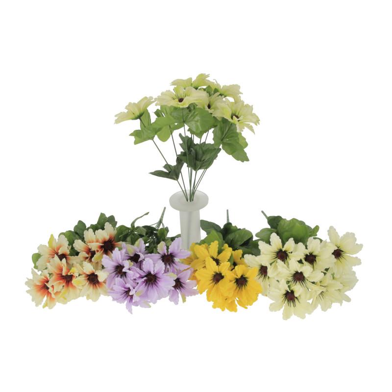 Kwiaty sztuczne dalia