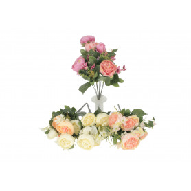 Kwiaty sztuczne bukiet mix