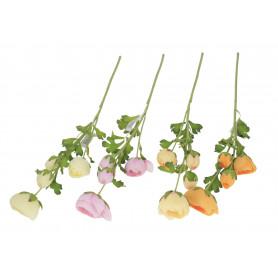 Kwiaty sztuczne kamelia gałązka