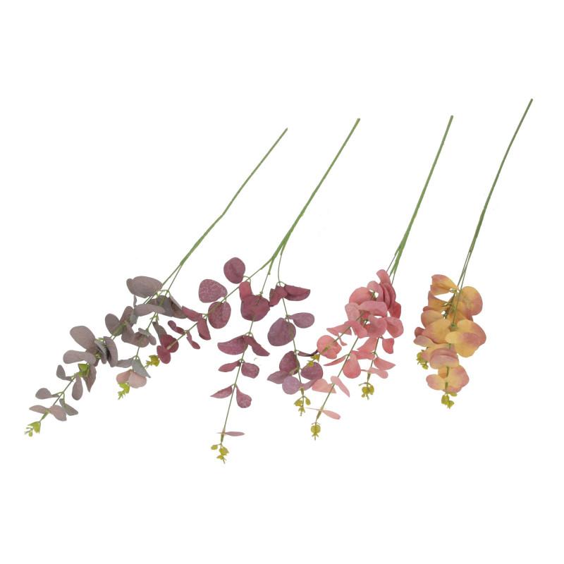 Kwiaty sztuczne gałązka ekaliptus