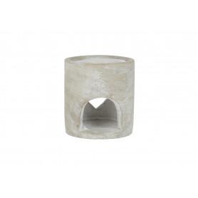 Ceramiczny kominek do aromaterapii