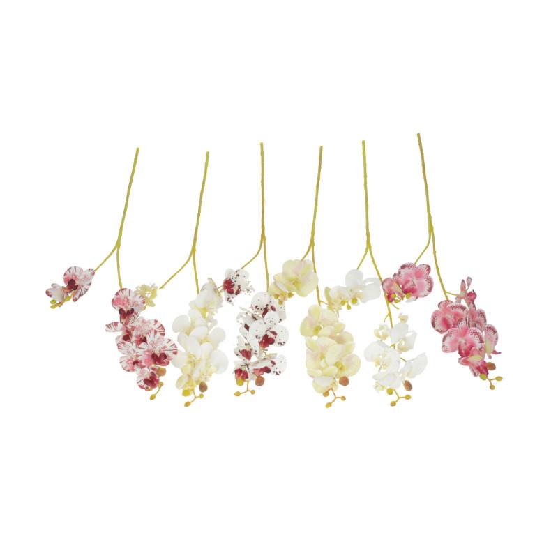 Kwiaty sztuczne storczyk dwupędowy