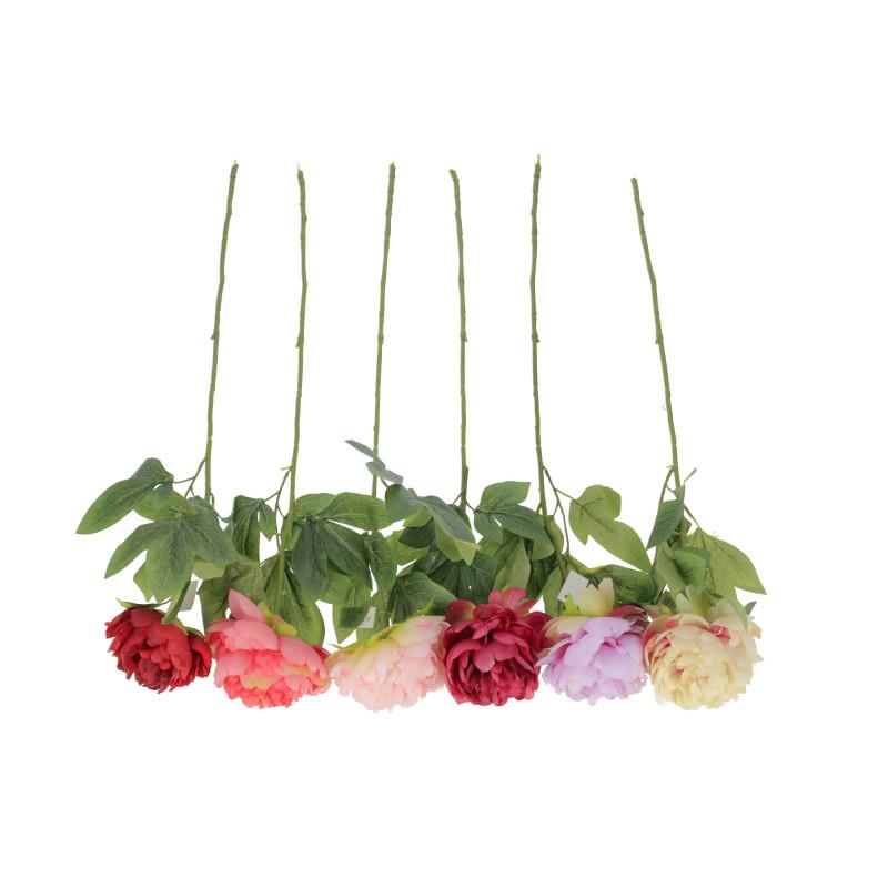 Kwiaty sztuczne piwonia