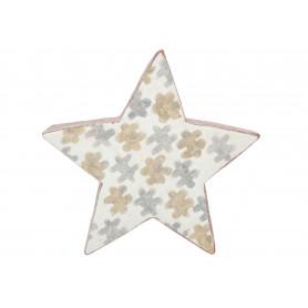 Bożonarodzeniowa gwiazdka duża