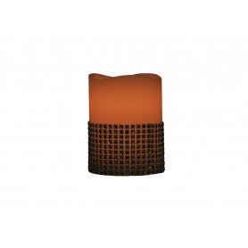 Tw.sztuczne świeca led 7,5x10cm