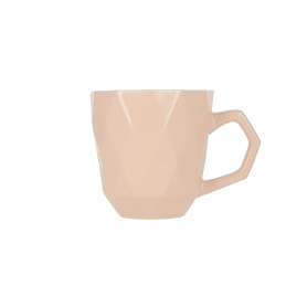 Ceramiczny kubek ADEL 380ml pink
