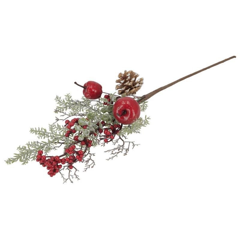 Kwiaty sztuczne gałązka kulki
