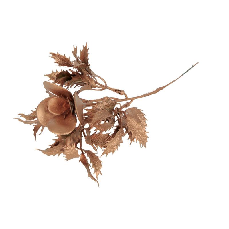 Kwiaty sztuczne pęczek gałązek brokat