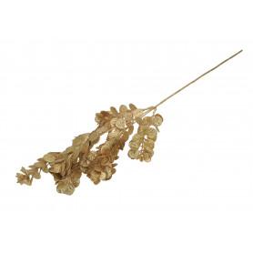 Kwiaty sztuczne gałązka brokatowa 63cm