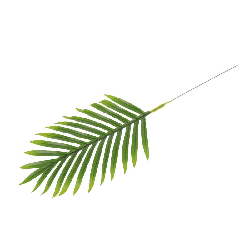 Kwiaty sztuczne liść palmy