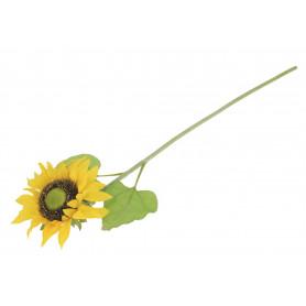Kwiaty sztuczne pojedyńczy słonecznik