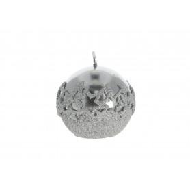 Świeca ICE STAR kula 8cm