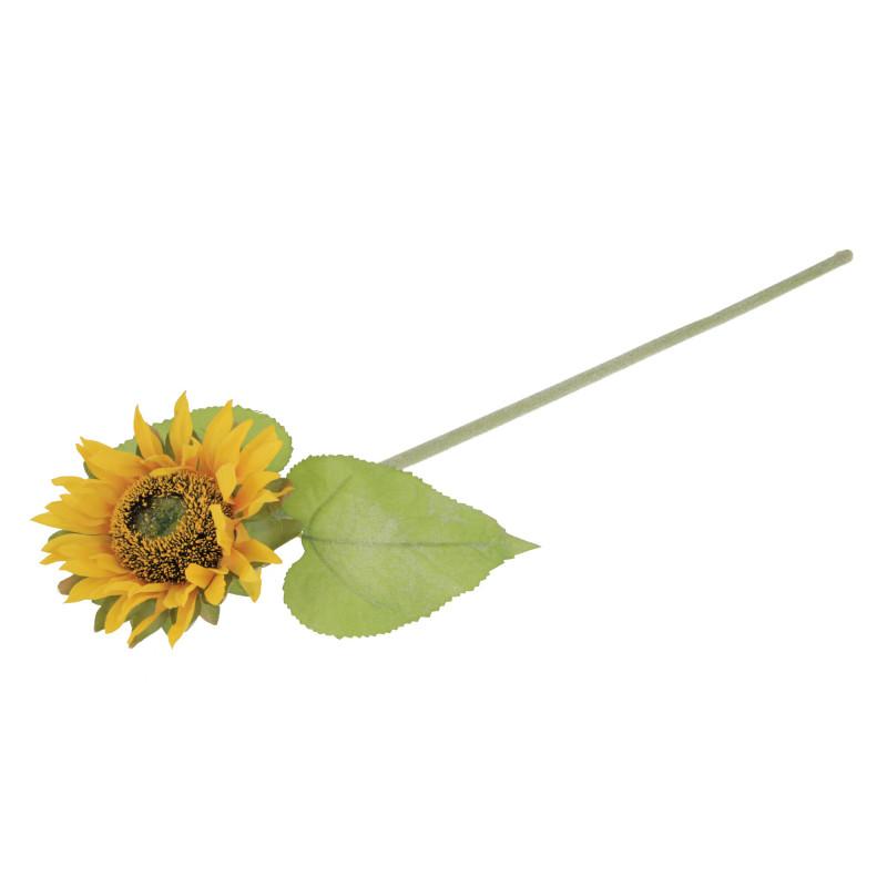 Kwiaty sztuczne słonecznik pojedyńczy