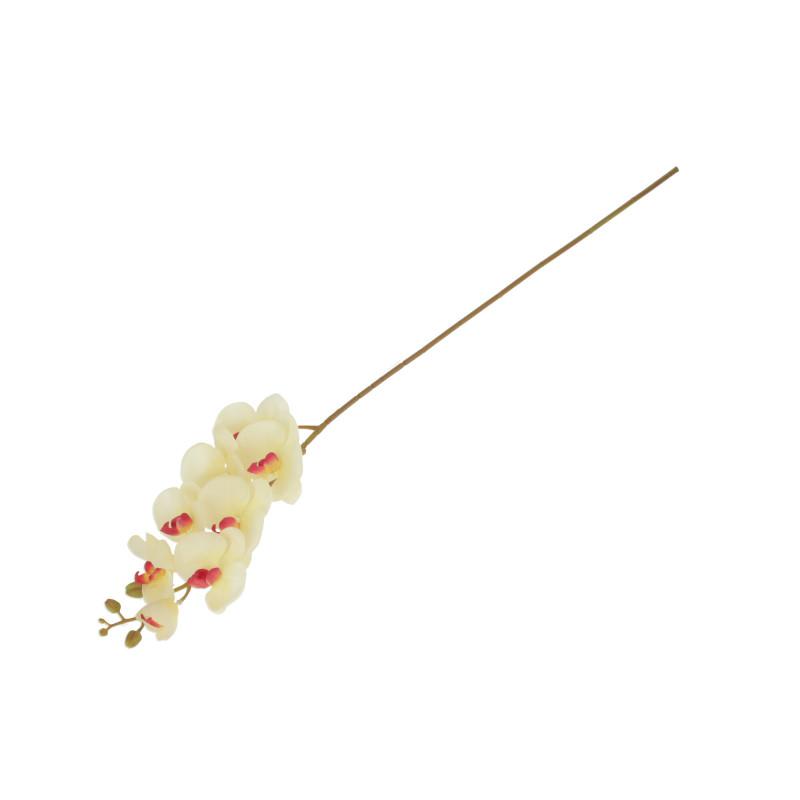 Kwiaty sztuczne storczyk guma
