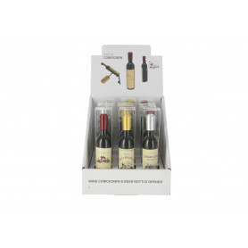 Tw.sztuczne akcesoria winiarskie