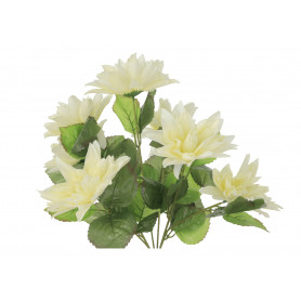 Kwiaty sztuczne bukiet astrów