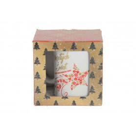 Ceramiczny kubek ŚWIĘTA 20