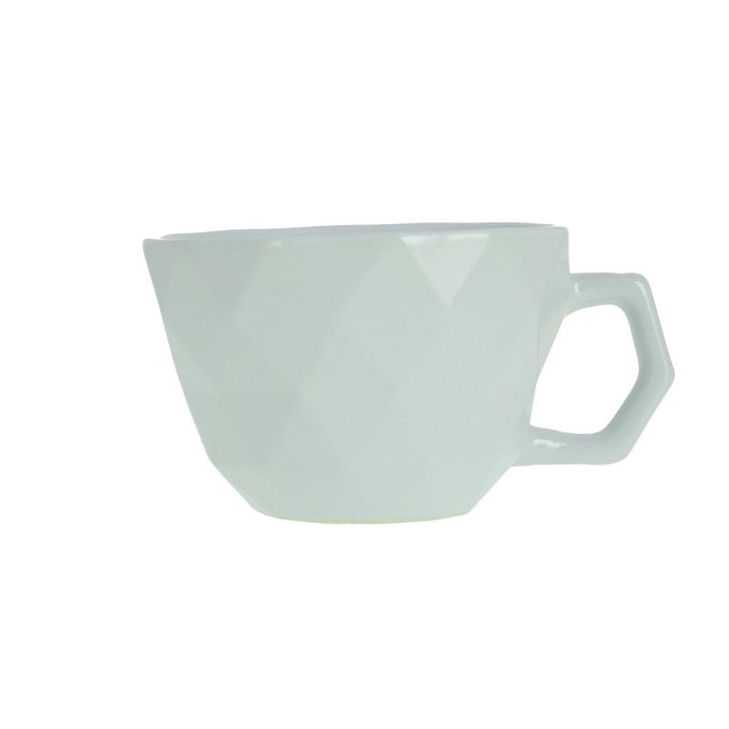 Ceramiczny kubek ADEL 400ml mint