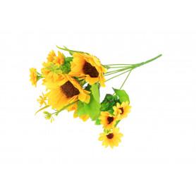 Kwiaty sztuczne Bukiet Słoneczników