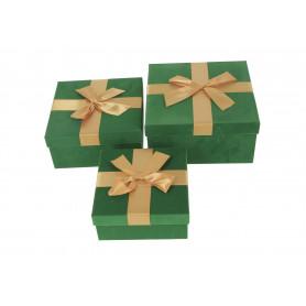 Tw.sztuczne pudełka folkowane 24x24cm
