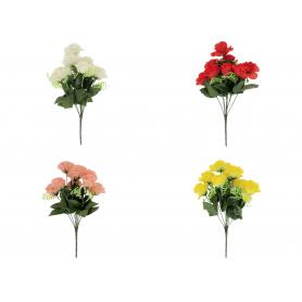 Kwiaty sztuczne Róża bukiet.