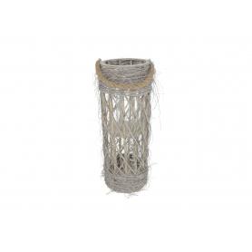Wiklinowy lampion  24099 LAM-G2560