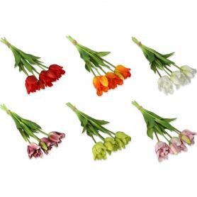 Bukiet Tulipanów x5 guma 53907 9933