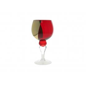 Świecznik szklany Donna HTRL4494