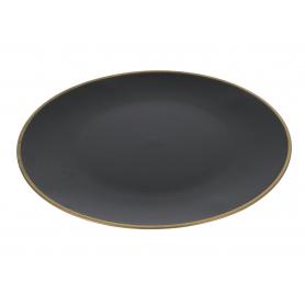 Podtalerz dekoracyjny Blannche Colours Czarny  HTOS9925