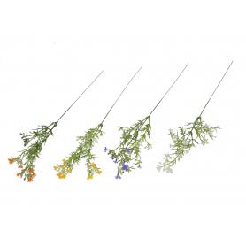 Gałązka dekoracyjna kwitnąca 53922 Z252