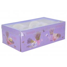 Komplet ceramicznych kubków Lavender 12-1113