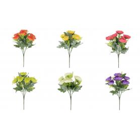 Kwiaty sztuczne bukiet peonii