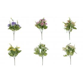 MARGARYTKI (bukiet)-Kwiaty sztuczne