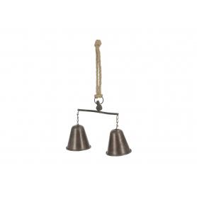 Metalowe dzwonki AR061