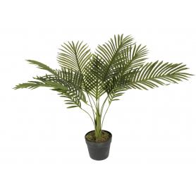 Kwiat sztuczny Palma w doniczce 75cm 914003  ZJ9140-03