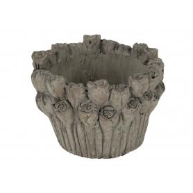 Ceramiczna osłonka Różyczki 39435