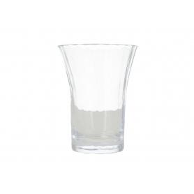 Szklany wazonik  H-12/9,5 0691 M0712
