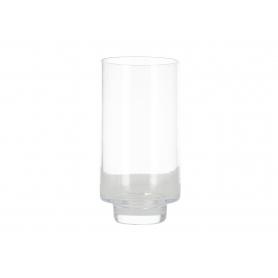 Szklany cylinder stopka H-15/7,5 0679 M0670