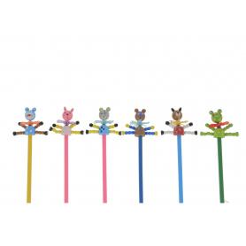 Zabawne kolorowe ołówki HY2206