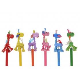 Zabawne kolorowe ołówki HY2208
