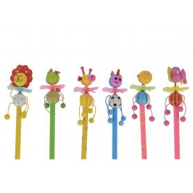 Zabawne kolorowe ołówki  HY2204